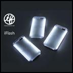 iFlash 今話題のLEDライト iPhoneケース